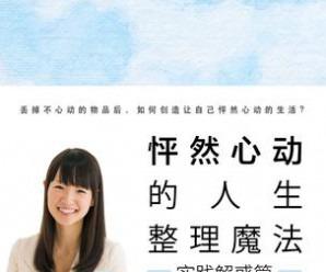 《怦然心动的人生整理魔法2》近藤麻理惠[PDF]
